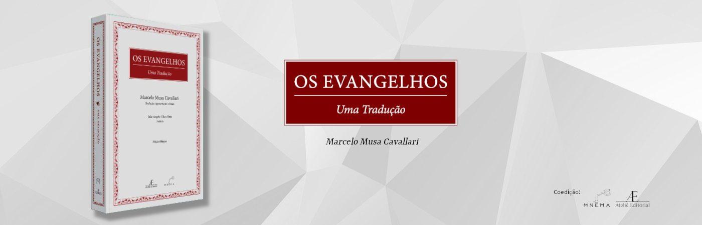 Os Evangelhos Uma Tradução
